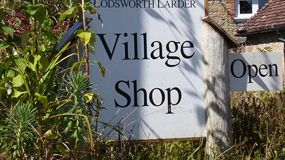 Welcome Lodsworth Village Hall